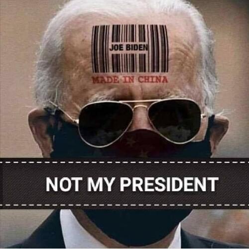 not my president 1
