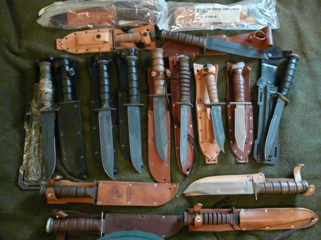 Camillus knives old Camillus Knives