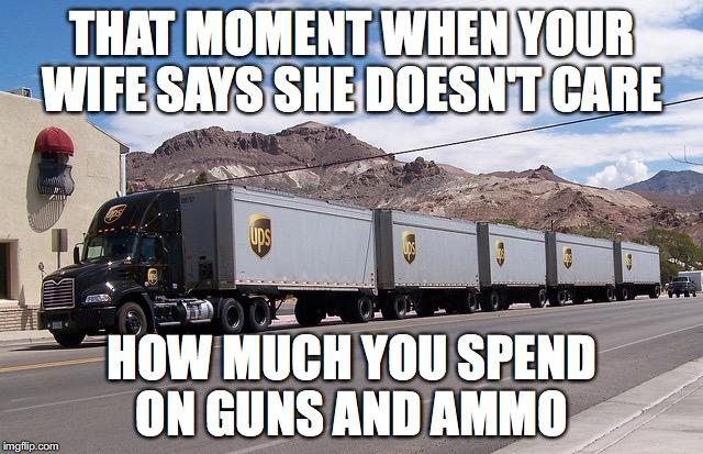 Guns UPS