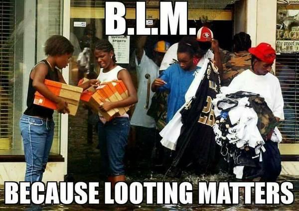 blm scum